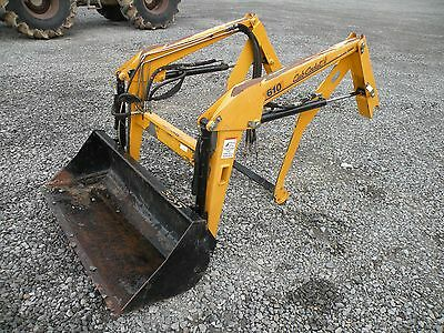 Cub Cadet 610 Compact Tractor Front End Loader