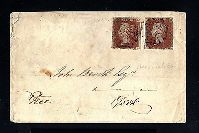 13943-GREAT BRITAIN-OLD COVER GREAT MALVERN to YORK.1894.england.BRITISH.