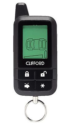 Replacement for DISCONTINUED CLIFFORD 489XD & 7341X Remotes for Matrix 1X, 12.5X