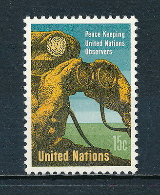 United Nations #160 MNH, Peace Keeping, 1966