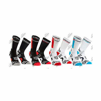 Calze Compressport Pro Racing V2.1 Recupero Compressione Ciclismo Bike Socks