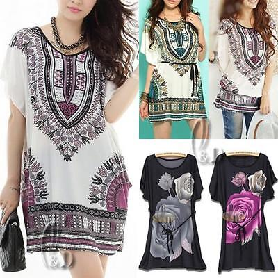 Au Seller Wholesale Bulk Lot Of 10 Mixed Style Tunic Kaftan Top/beach Cover T064