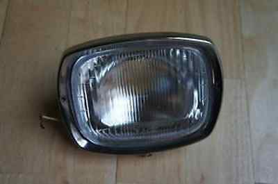 brand NEW headlight with chrome rim for Lambretta GP200