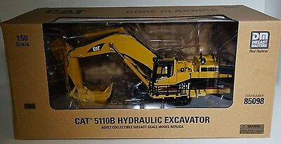 Diecast Masters 85098 Cat 5110B Hydraulic Excavator in 1/50 scale model