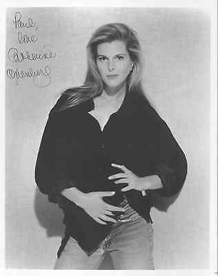 Catherine Oxenberg Autographed Photo