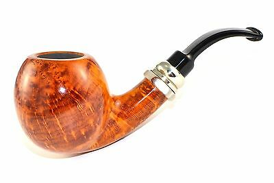 "P. JEPPESEN NEERUP "" Classic "" Gr. 2 - Made in Denmark - 9mm Pfeife / Pipe 554"