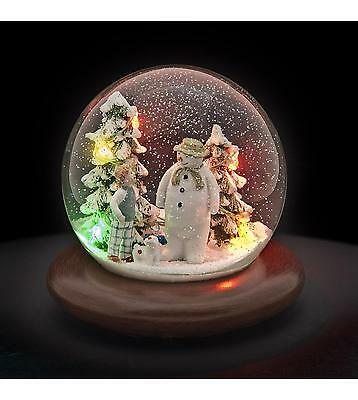 The Snowman & The Snowdog Musical LED Waterball