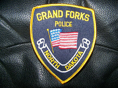 Grand Forks, Nd Police Patch