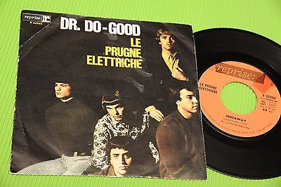 """Le Prugne Elettriche 7"""" Dr Do Good Orig Italy 1967 Ex Toop Psych"""