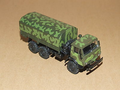 1/72 Altaya Tank Collection - Kamaz 43101 Truck, Russian Army