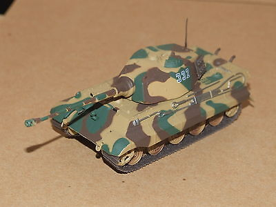 1/72 Altaya Tank Collection - King Tiger Ausf B, Ardennes