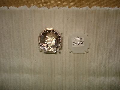 1976-S Eisenhower Dollar Proof Roll Type II