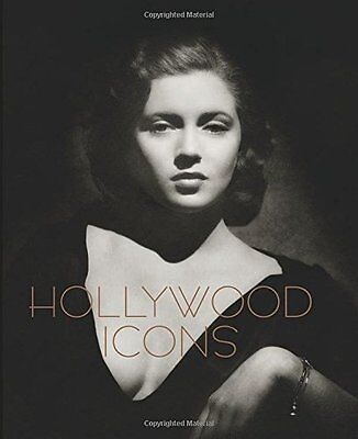 Hollywood Icons: Photographs from the John Kobal Foundation New Hardcover Book R