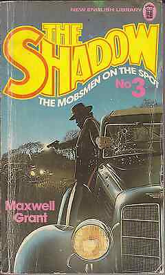 THE SHADOW Pulp Paperback UK NEL 1976 (1st Edition) Maxwell Grant Walter Gibson