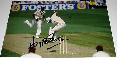 Curtly Ambrose West Indies Cricket Autograph Personally Hand Signed 12X8 Photo
