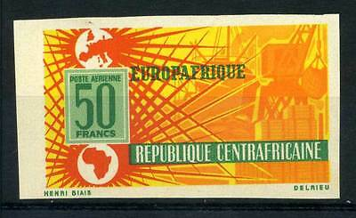16-10-05679 - Central Africa 1964 Mi.  70 MNH 80% Imperf. EUROPAFRIQUE.