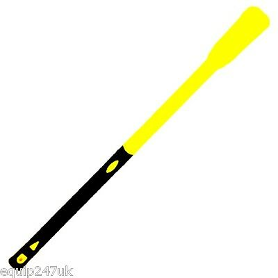 Fibreglass Pick Axe / Mattock Replacement Handle Shaft 90cm 36in. Solid Core