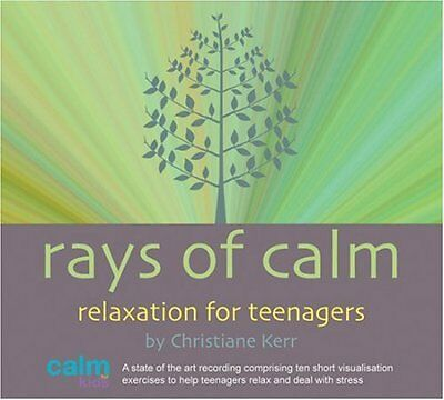 Rays of Calm: Relaxation for Teenagers (Calm for Kids) New Audio CD Book Christi