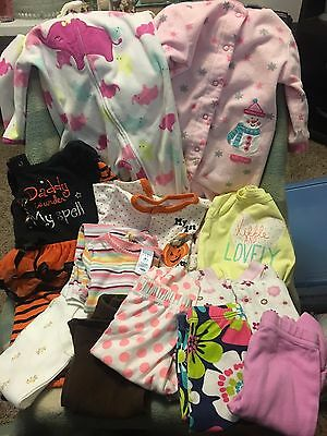 Lot of Infant Clothing - Girl's 3/6M - 14pieces