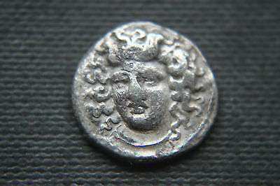 ANCIENT GREEK THESSALY SILVER COIN 3rd CENTURY BC