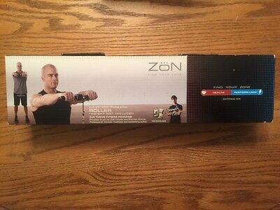 ZoN WRIST and FOREMAN ROLLER WORKOUT BRAND NEW IN BOX
