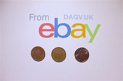 1p One Pence Coin | Feedback English Collectable Currency - PRlVATE