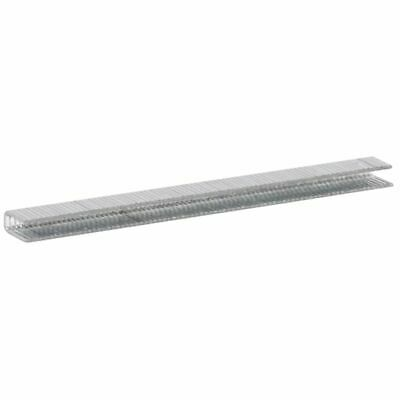 FERM 1100 Staples Steel for Pneumatic Tacker 18 mm Fill Up Magazine ATA1029