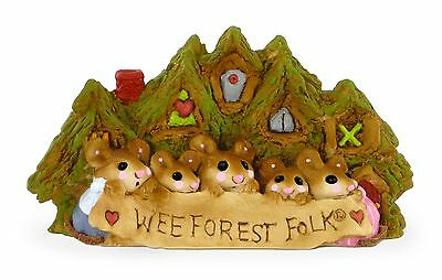 DISPLAY PLAQUE by Wee Forest Folk, #WFFDP
