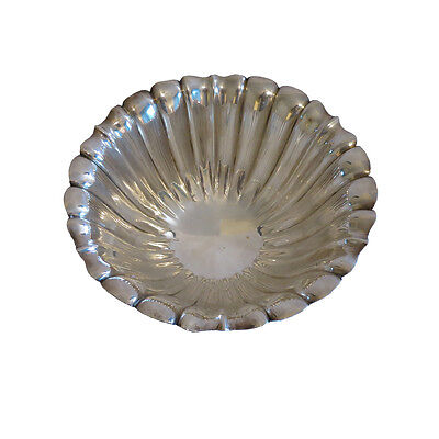 International Sterling Silver Fluted Bowl