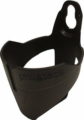 Phil & Teds Cup Holder, Fits  Dot, Smart, Vibe, Hammerhead and Verve New