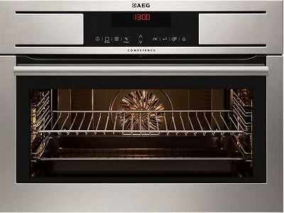 AEG KE8404101M Multifunktion-Backofen / ProSightPlus / Höhe 45 cm