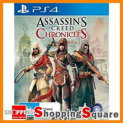 Assassin's Creed Chronicles - PS4 Playstation 4