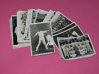 Sporting Events and Stars Pattreiouex Senior Service cigarette card Rugby Racing