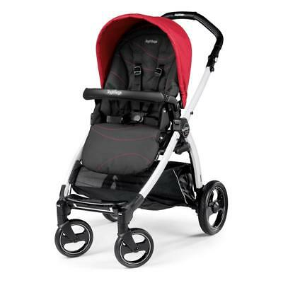 Peg Perego Book S Sportivo Bloom Red Gestell S weiß