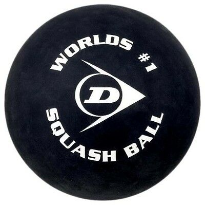 Dunlop Big Ball Squash One Size Black Accessories