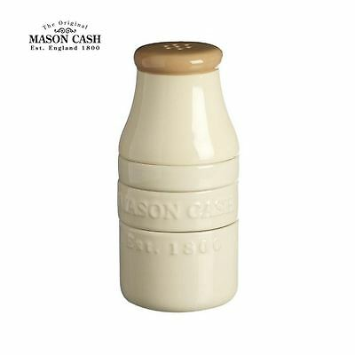 Mason Cash Original Cane Stacking Measuring Cups and Flour Shaker