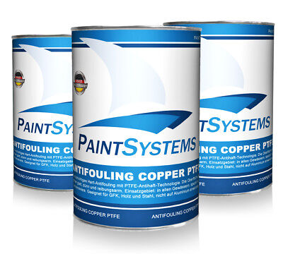 Paintsystems Antifouling Copper PTFE 1L