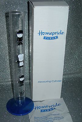 ✫✫ Genuine Homepride Fred Flour Measuring Cylinder BOXED ✫✫