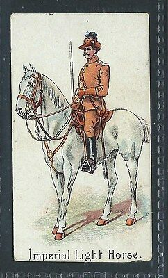 Hill's Colonial Troops Sweet American Imperial Light Horse