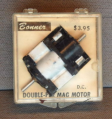 BONNER SPECIALTIES DOUBLE-PER MAG MOTOR for Slot Cars