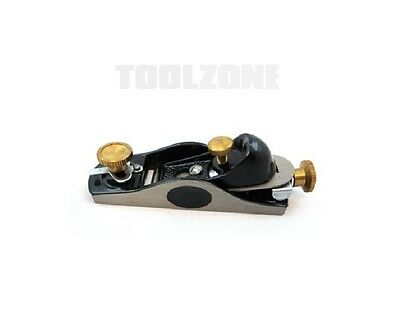156mm QUALITY CAST IRON BLOCK PLANE  (WOOD WORKING HAND TOOL) Planer