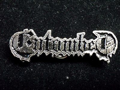 Entombed  Pin  Badge