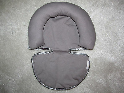 NEW * FLEURVILLE INFANTS HEAD SUPPORT for CAR SEAT