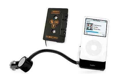 Griffin TuneFlex 30-Pin iPod Classic Car Cradle and Charger with Cassette Dock