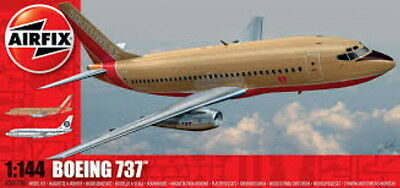 Airfix 1/144 Scale Plastic Model Kit Boing 737 Ai04178A