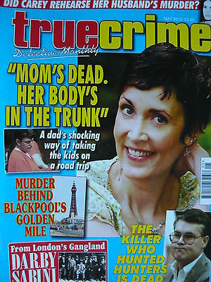 True Crime Magazine May 2012 - Detective Monthly