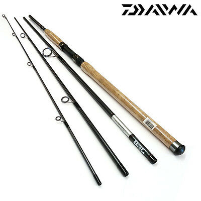 Daiwa Megaforce Spinning Rod 4 Pc Travel Spin Bait Fishing -  Choose Size