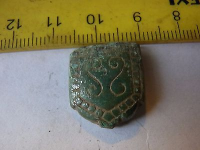 Ancient Bronze Casting Ornament