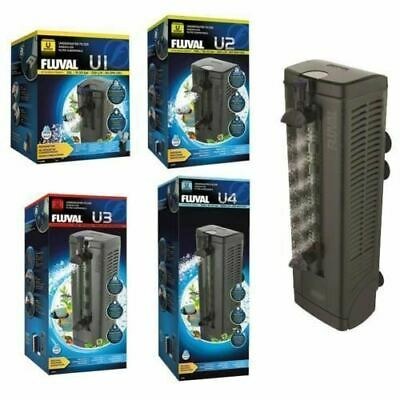 Fluval Aquarium Filter Internal Fish Tank Filtration Mini U1 U2 U3 U4