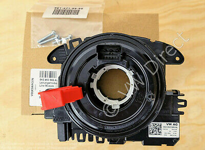 Genuine VW Golf Eos Caddy Tiguan Scirocco Steering Module Slip Ring MFSW Cruise